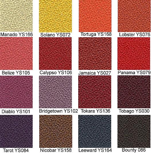 Colour chart 2 Xtreme