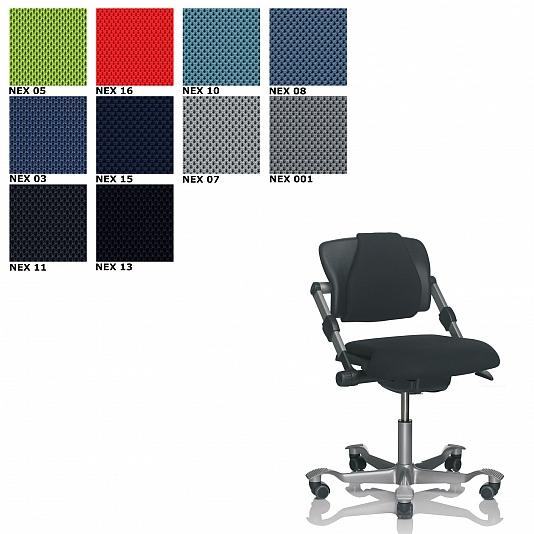 HAG330Nexus_HAG H03 330 bureaustoel Stof Nexus