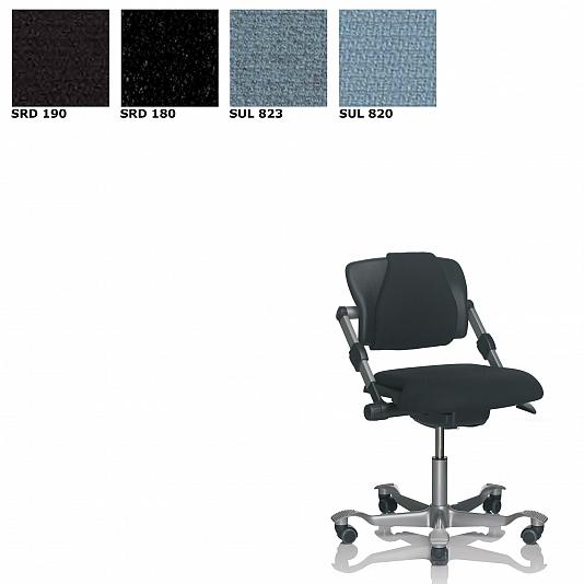 HAG330Comfort_HAG H03 330 bureaustoel Stof Sirdal&Surdal