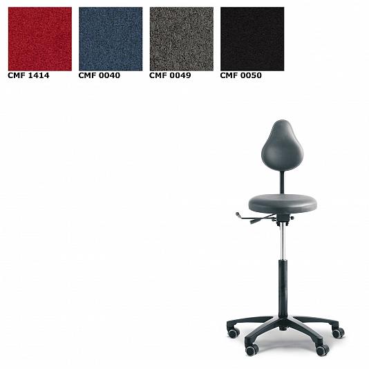 RH Support 4545 bureaustoel Stof Comfort