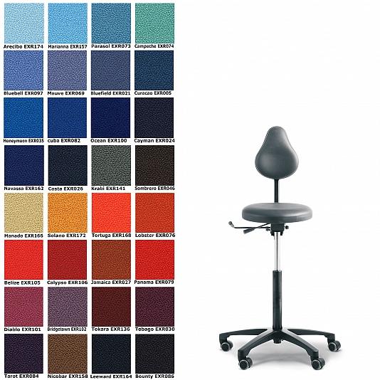 RH Support 4545 bureaustoel Stof Xtreme