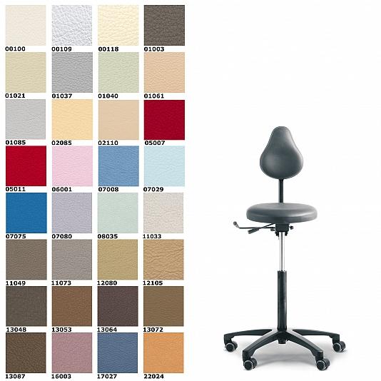 RH Support 4545 bureaustoel Leder Elmosoft