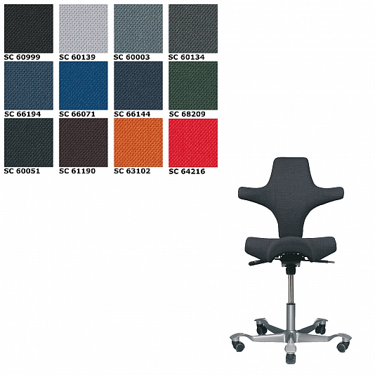 Håg Capisco 8106 Stoff Select